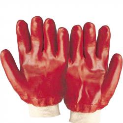 Manusi protectie socuri mecanice PVC manseta elastica marime universala Articole protectia muncii