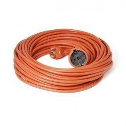 Prelungitor tip cablu H05VV-F 3G1 0 mm 2300W 10 m IP20 portocaliu Home