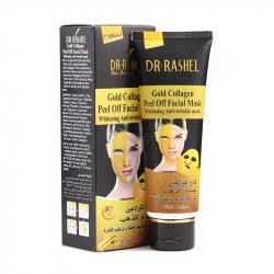 Masca Fata Gold Mask 24K - crema Colagen cu Caviar - 120ml - DrRashel