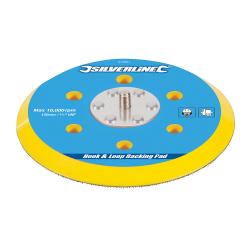 Disc cu arici 150mm pentru slefuitoare pneumatice sau electrice Silverline