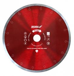 pret preturi Disc diamantat placi ceramice dure 115 x 22.2mm Dedra