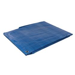 Foaie prelata pvc heavy duty 4.8m x 6.1m rezistenta UV impermeabila Silverline