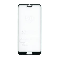 Folie sticla 5D EuroCELL pentru Huawei P20 Pro negru Folii Protectie