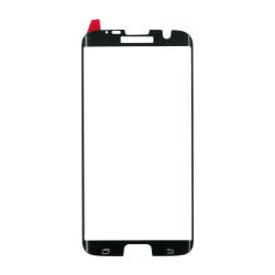 Folie sticla full size cu adeziv pe toata suprafata EuroCELL pentru Samsung Galaxy S7 Edge negru