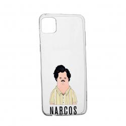Husa de protectie Narcos Pablo Escobar Movie pentru Apple iPhone 11 Pro rezistenta la uzura anti-alunecare din silicon Premium 438 Huse Telefoane