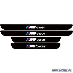 Set protectie praguri adezive BMW - sticker decorativ