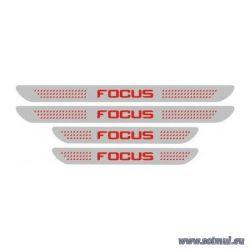 Set protectie praguri adezive Ford Focus v1 - sticker decorativ