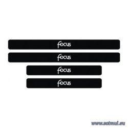 Set protectie praguri adezive Ford Focus v2 - sticker decorativ