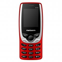Telefon Karbonn K110 Dual SIM Black Red