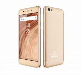Telefon Mobil Blaupunkt SL 02 Dual SIM Android 7.0 Gold Telefoane Mobile
