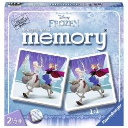 Joc de Memorie Frozen XL Ravensburger Jucarii