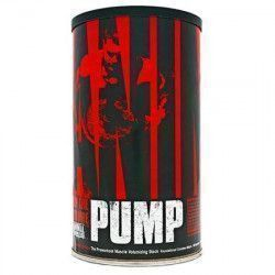 Animal Pump Oxid Nitric puternic 30 pliculete Universal Nutrition