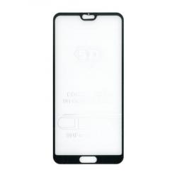Folie securizata Full Glue Huawei P20 PRO Negru Folii Protectie