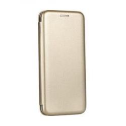 Husa Huawei P20 Pro Flip cover Gold/Auriu Huse Telefoane
