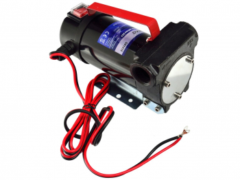 Pompa eletrice pentru transfer combustibil 24V 155 W 40L/min GEKO G01016