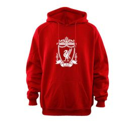 Hanorac Liverpool rosu marimea 2XL
