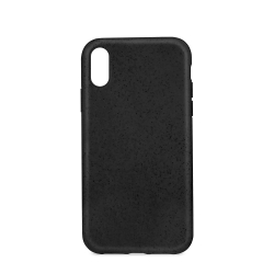 Husa Forever Bioio pentru Apple iPhone 11 Pro Eco-freindly Compozitie din plante Biodegradabila Negru Huse Telefoane