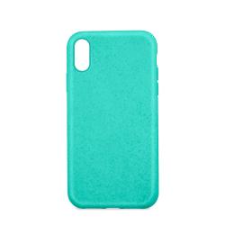 Husa Forever Bioio pentru Apple iPhone 11 Pro Eco-freindly Compozitie din plante Biodegradabila Turcoaz Huse Telefoane