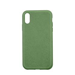 Husa Forever Bioio pentru Apple iPhone 11 Pro Eco-freindly Compozitie din plante Biodegradabila Verde Huse Telefoane