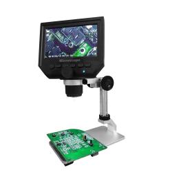 Microscop digital electronic portabil WIFI cu Ecran LCD de 4.3 inch rezolutie 2.0MP cu marire imagine de la 50-1000X - Phuture R