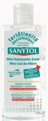 Dezinfectant maini gel 75 ml Sanytol Gel antibacterian