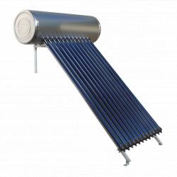 Panou solar presurizat compact PS 150 - sarpanta