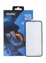 Folie sticla temperata 3D Anank pentru iPhone 11 Pro Max Accesorii Diverse Telefoane