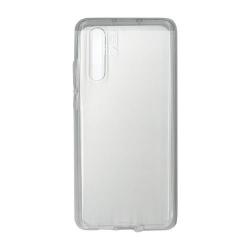 Husa din silicon clear 360 pentru Huawei P30 Pro