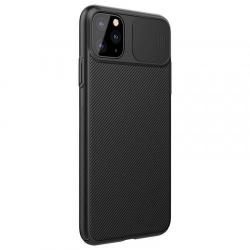 Husa protectie spate si camera foto pentru iPhone 11 Pro- Nillkin CamShield negru Accesorii Diverse Telefoane