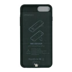 Husa spate cu baterie incorporata WK Design pentru iPhone 7 Plus/8 Plus negru
