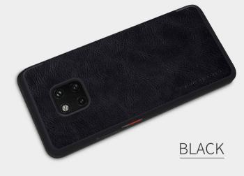 Husa tip carte Nillkin Qin pentru Huawei Mate 20 Pro negru Accesorii Diverse Telefoane