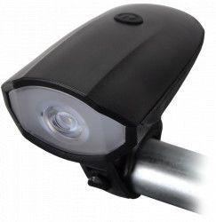 Lanterna LED pentru bicicleta cu baterii