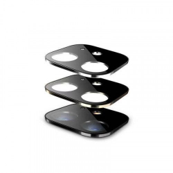 Protectie din sticla pentru camera Apple iPhone 11 Pro 11 Pro Max- negru Accesorii Diverse Telefoane