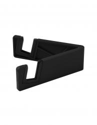 Suport telefon de birou Everestus STT068 plastic negru laveta inclusa Accesorii Diverse Telefoane