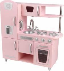 Bucatarie pentru copii Vintage Pink - KidKraft Jucarii