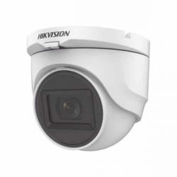 Camera supraveghere VIDEO HikVision TurboHD 4.0 - DS-2CE76H0T-ITMFS 5 MP IR 30 m 2.8 mm microfon Camere de Supraveghere