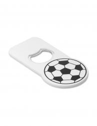 Desfacator sticle cu design minge de fotbal plastic Everestus DSE12 alb negru laveta inclusa Accesorii bar