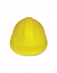 Jucarie antistres Casca Constructii Everestus ASJ025 poliuretan galben