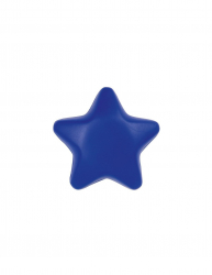 Jucarie antistres Steluta unicolora Everestus ASJ037 poliuretan albastru Articole si accesorii birou