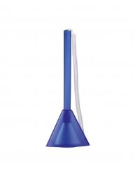 Suport pentru un singur pix albastru Everestus SAB09 plastic lupa de citit inclusa Articole si accesorii birou