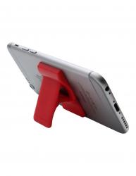 Suport telefon de birou cu adeziv Everestus STT130 plastic rosu laveta inclusa Accesorii Diverse Telefoane