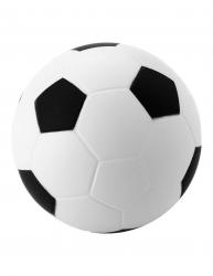 Jucarie antistres Minge de Fotbal Everestus ASJ041 poliuretan negru alb Articole si accesorii birou