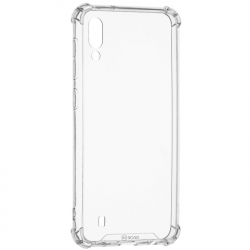 Husa Premium Roar Anti-shock Tpu Silicon Crystal Clear Samsung Galaxy M10 Transparenta