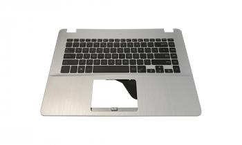 Carcasa superioara si tastatura originala Asus VivoBook 15 X505ZA X505BA X505BP fara iluminare layout US Accesorii Diverse
