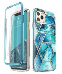 Husa Premium Originala 360 Grade Supcase Cosmo iPhone 11 Pro Ocean Blue Huse Telefoane