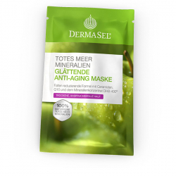 Masca anti-rid cu vitamina E coenzima Q10 mere Dermasel 12 ml Masti, exfoliant, tonice