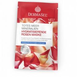 Masca cu petale de trandafir Dermasel 12 ml