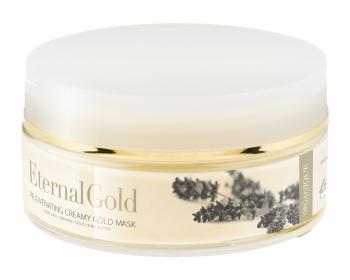 Masca pentru fata cu aur coloidal 180 ml + 20 ml gratis Organique Masti, exfoliant, tonice