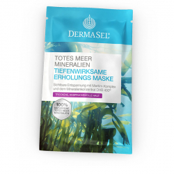 Masca revitalizanta cu alge vitamina E minerale Dermasel 12 ml Masti, exfoliant, tonice