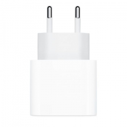 Adaptor Apple iPhone 11 Pro MaxApple iPhone 11 ProApple iPhone 11 fast charge + cablu de date USB-C - Lightning 1 metru 18 W Alb BBL1280 Accesorii Diverse Telefoane